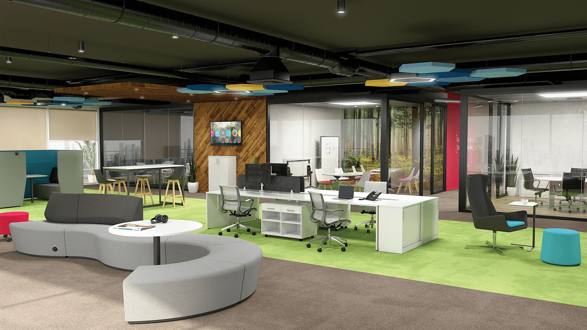 Office Furniture Trends 2019 Olg Office
